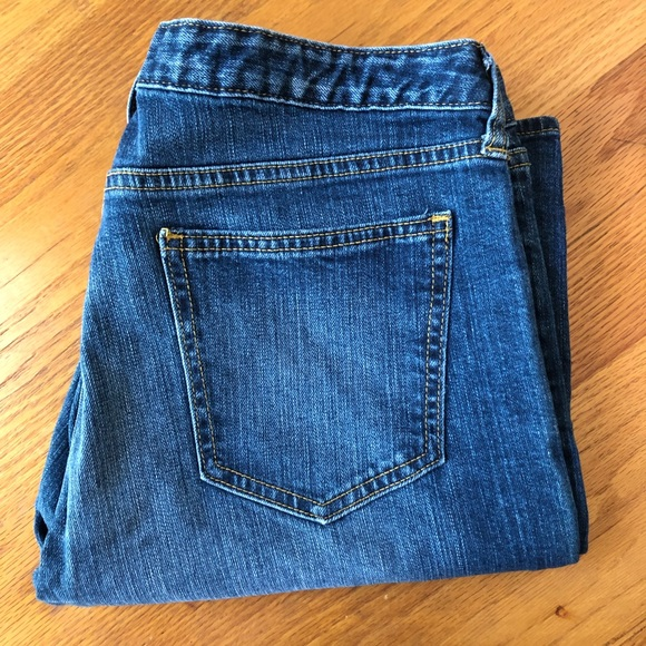 GAP Denim - GAP Premium Curvy Straight Jeans